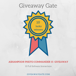 10 Ashampoo Photo Commander 15 Full Software Giveaway