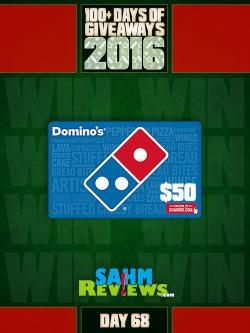 100+ Days Of Giveaways - Day 68 - $50 Domino's Gift Card