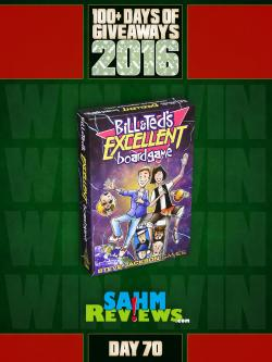 100+ Days Of Giveaways - Day 70 - Bill & Ted's Excellent Boardgame