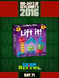 100+ Days Of Giveaways - Day 71 - Lift It Deluxe Game