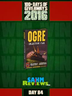 100+ Days Of Giveaways - Day 84 - Ogre Objective 218 Card Game