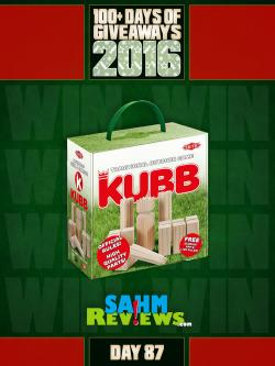 100+ Days Of Giveaways - Day 87 - Kubb Wooden Outdoor Game