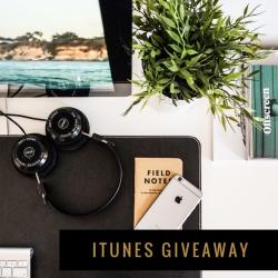 $200 ITunes Gift Card Giveaway (3/1 WW)
