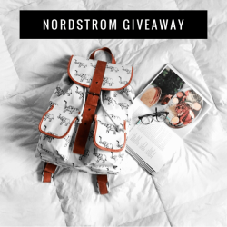 $200 Nordstrom Gift Card Giveaway (3/14 WW)