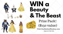 Beauty And The Beast Gift Basket