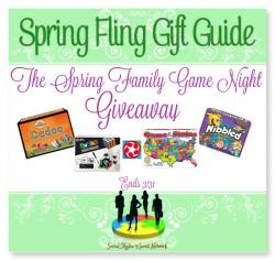 Family Game Night Giveaway (3/31 US)
