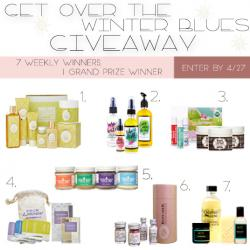 Beauty Prize Packages