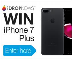Enter To Win An Apple IPhone 7 Plus