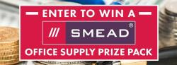 Smead Office Supply Prize Package