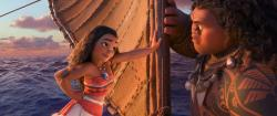 Disney's Moana Blu-ray