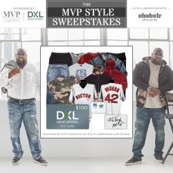 MVP Collection Wardrobe, Signed Red Sox Jersey, And A $100 DXL Gift Card