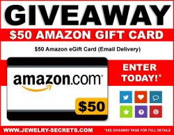 $50 EGift Card To Amazon