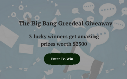 Amazing Prizes Worth $2500