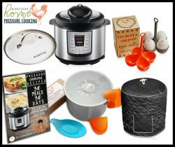 Ultimate Pressure Cooking Starter Kit