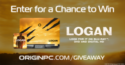 ORIGIN GAMING PC  LAPTOP GIVEAWAY