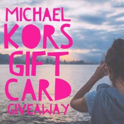 $200 Michael Kors Gift Card Giveaway (6/6 WW)