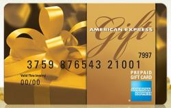 $2,000 American Express Gift Card