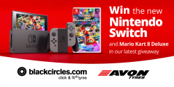 CONSOLE GIVEAWAY: WIN A NINTENDO SWITCH BUNDLE