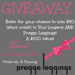 $100 Maternity Gift Card Giveaway (6/2 US)