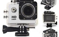 1 Of 3 1080P Sports Action Cameras