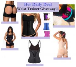 Ultimate Waist Training Package