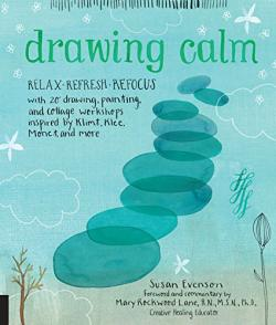 Drawing Calm: RELAX. REFRESH. REFOCUS