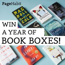 Win A Year Of Book Boxes! (And More Amazing Bookish Prizes!)