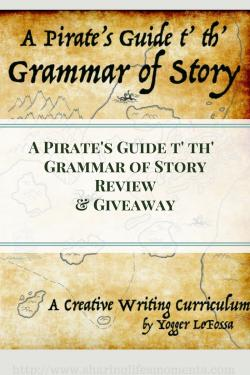 A Pirate's Guide T' Th' Grammar Of Story Book