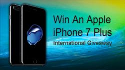 Iphone 7 International Giveaway For Youtube Subscribers