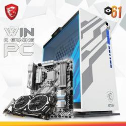 AMAZING GAMING PC BY MSI
