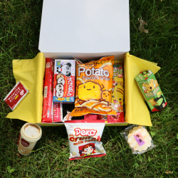 Free August Esianmall Snackbox Giveaway