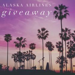 $200 Alaska Airlines Gift Card Giveaway