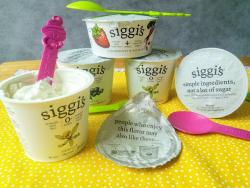 A Month Supply Of Siggi's Yogurt