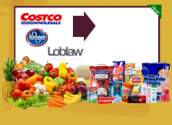 $250 Grocery Gift Card!