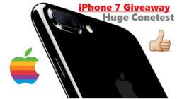 IPhone 7s Plus Giveaway