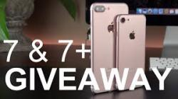 IPHONE 7 GIVEAWAY OPEN INTERNATIONALLY