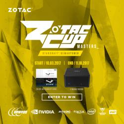 ZOTAC MAGNUS MiNi GAMING PC Giveaway!