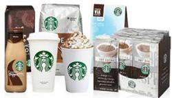 Get FREE Starbucks Samples
