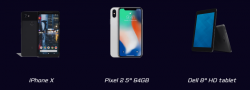 IPhone X Giveaway And Other