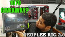 The People's Rig 2.0 From CEMR - Gaming PC