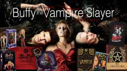 WIN Buffy The Vampire Slayer Prize Pack