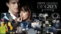 Win Fifty Shades Of Gray SWAG PACK!