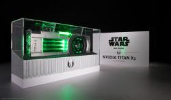 NVIDIA Jedi Order Titan Xp Graphics Card