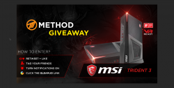 WIN An MSI Trident Gaming PC