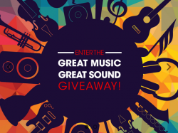 Great Music, Great Sound Giveaway
