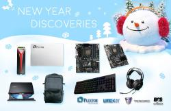 Plextor's New Year Discoveries Week 3