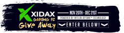 Xidax PC Featuring Intel® Optane™ Memory Holiday Giveaway!