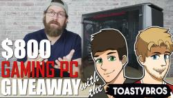 February's $800 Build-A-PC Giveaway
