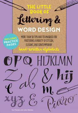 The Little Book Of Lettering & Word Design: