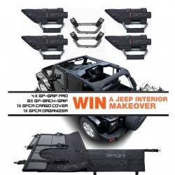Jeep Makeover Prizes